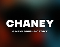 CHANEY FONT