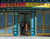 Chicago February 10,2015 - AM&PM © Jeffrey Wertheimer
