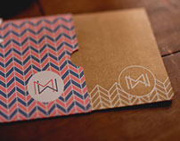 Logo and Stationary - Wedding