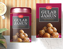 Haldiram's - Packaging Design