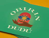 Obirin Dudú - Identidade Visual