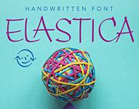 ELASTICA font
