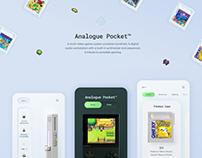 Analogue Pocket concept