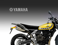 YAMAHA MT-07 DIRTIEST SONS