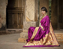 Six Yards and Beyond-Buy handloom sarees
