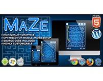 HTML5 Game: Maze