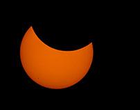 Solar Eclipse from Oklahoma
