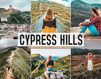 Free Cypress Hills Mobile & Desktop Lightroom Presets