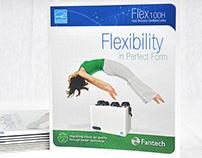 Fantech Flex Brochure Design
