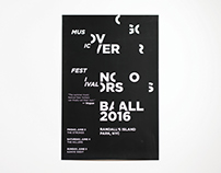 Governors Ball 2016 Poster