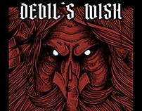 DEVIL'S WISH - Beer Label