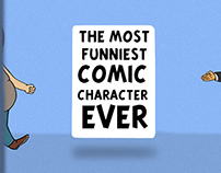 The Most Funniest Comic Character Ever