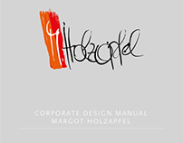 Media Relaunch - Margot Holzapfel | Design Manual