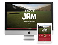 ShootJam Website Refresh