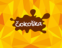Čokoška - children's chocolate brand