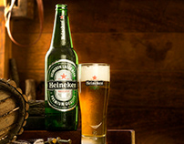 Heineken - Product photography