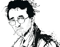 Roberto Bolaño for Esquire