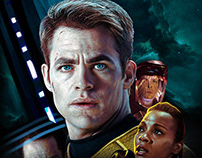 Star Trek : Into Darkness - Poster
