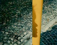 Augusto De Luca !! polaroid SX 70.