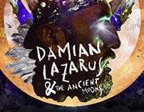 Artwork • The Magician Damian Lazarus