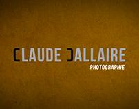 Claude Dallaire Demo reel photographie