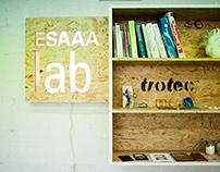 Visite du premier Fab Lab d'Annecy.