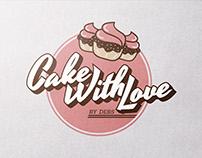 Cake With Love (Branding Identity)