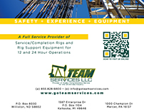 Team Services Ad