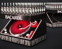 Одна из идей для тендера по off-trade Bacardi, 2013