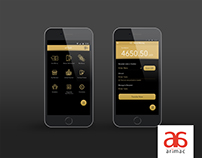 Ez Cash - Mobile Application UI