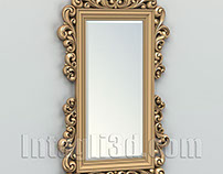 Rectangle mirror frame 011