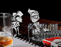 Character animation - Javi Fermín