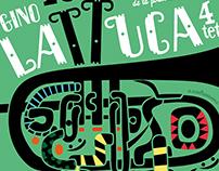 Gino Lattuca Poster