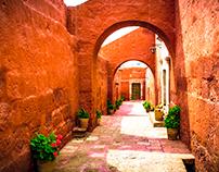 Monasterio de Santa Catalina - Arequipa
