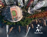 StarHub - HSBC Rugby 7s Series 2018