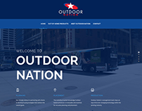 Outdoor Nation Website