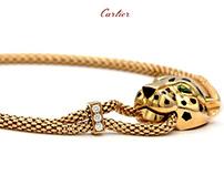 Cartier - UX/UI design concept