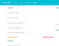 Agency Database Platform