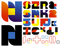 Geometric Font (FREE)