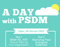 A Day with PSDM Poster