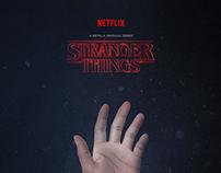 Netflix - Stranger Things | Poster Concept