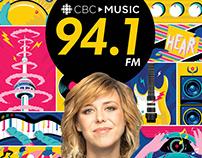 CBC Music 94.1FM