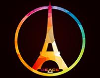 Paris Attack Art