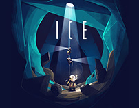ICE boardgame is available now on KS!