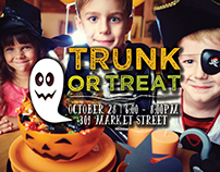 Halloween Event Graphic