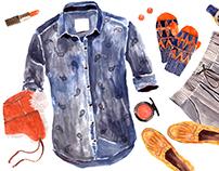 Illustration for T-shirt prints