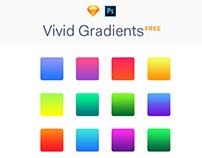 FREE Vivid Gradients