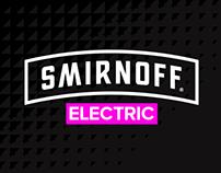 Smirnoff Electric Guatemala