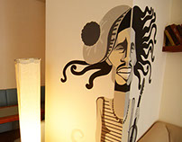 Wall painting project