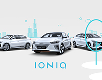 Hyundai IONIQ | Animation Video